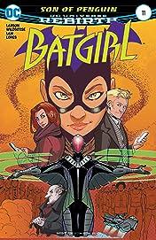 Batgirl (2016-) #11