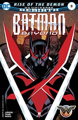 Batman Beyond (2016-) No.8