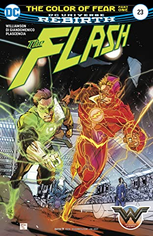 The Flash vol. 5 (2016-2018) 493186._SX312_QL80_TTD_