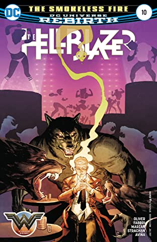 The Hellblazer (2016-2018) #10