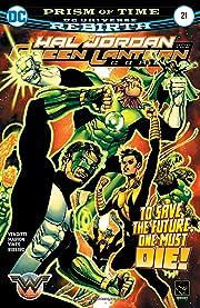 Hal Jordan and the Green Lantern Corps (2016-2018) #21