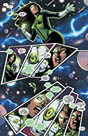 Green Lanterns (2016-) #22