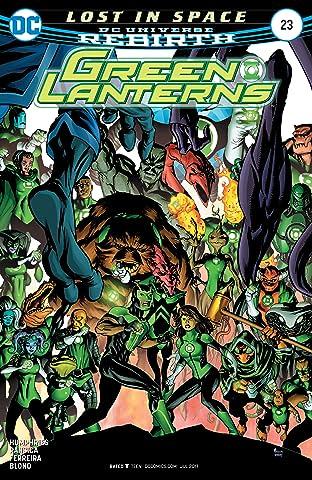 Green Lanterns (2016-) #23