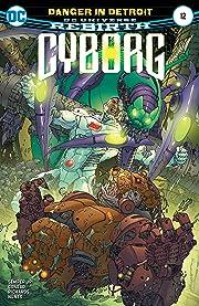 Cyborg (2016-2018) #12