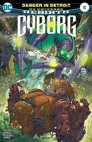 Cyborg (2016-) #12