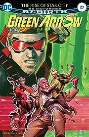 Green Arrow (2016-2019) #23
