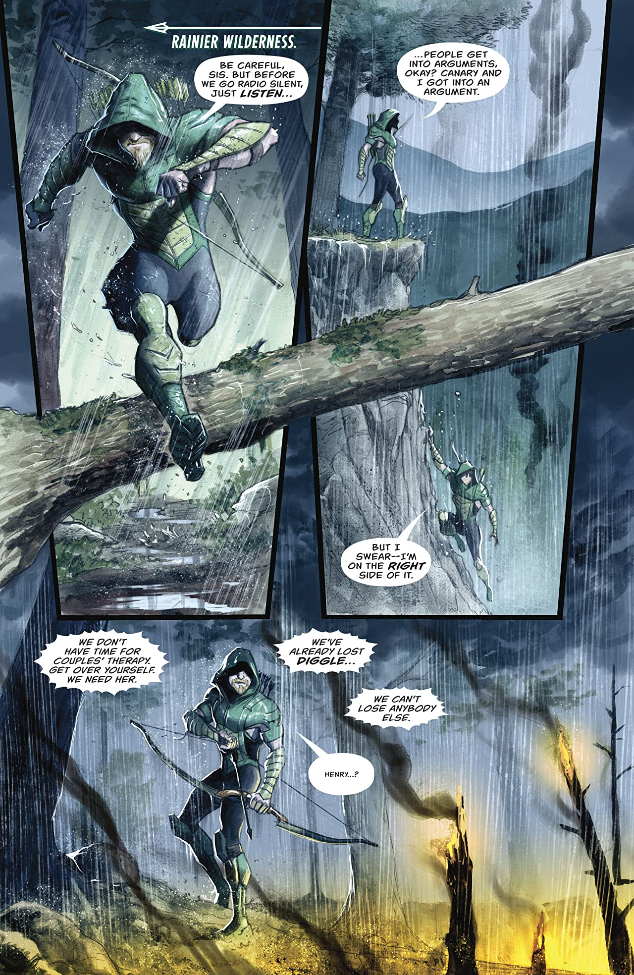 Green Arrow (2016-) #23