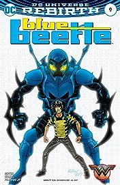 Blue Beetle (2016-) #9