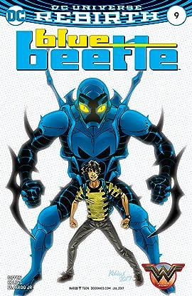 Blue Beetle (2016-2018) #9