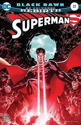 Superman (2016-2018) #22