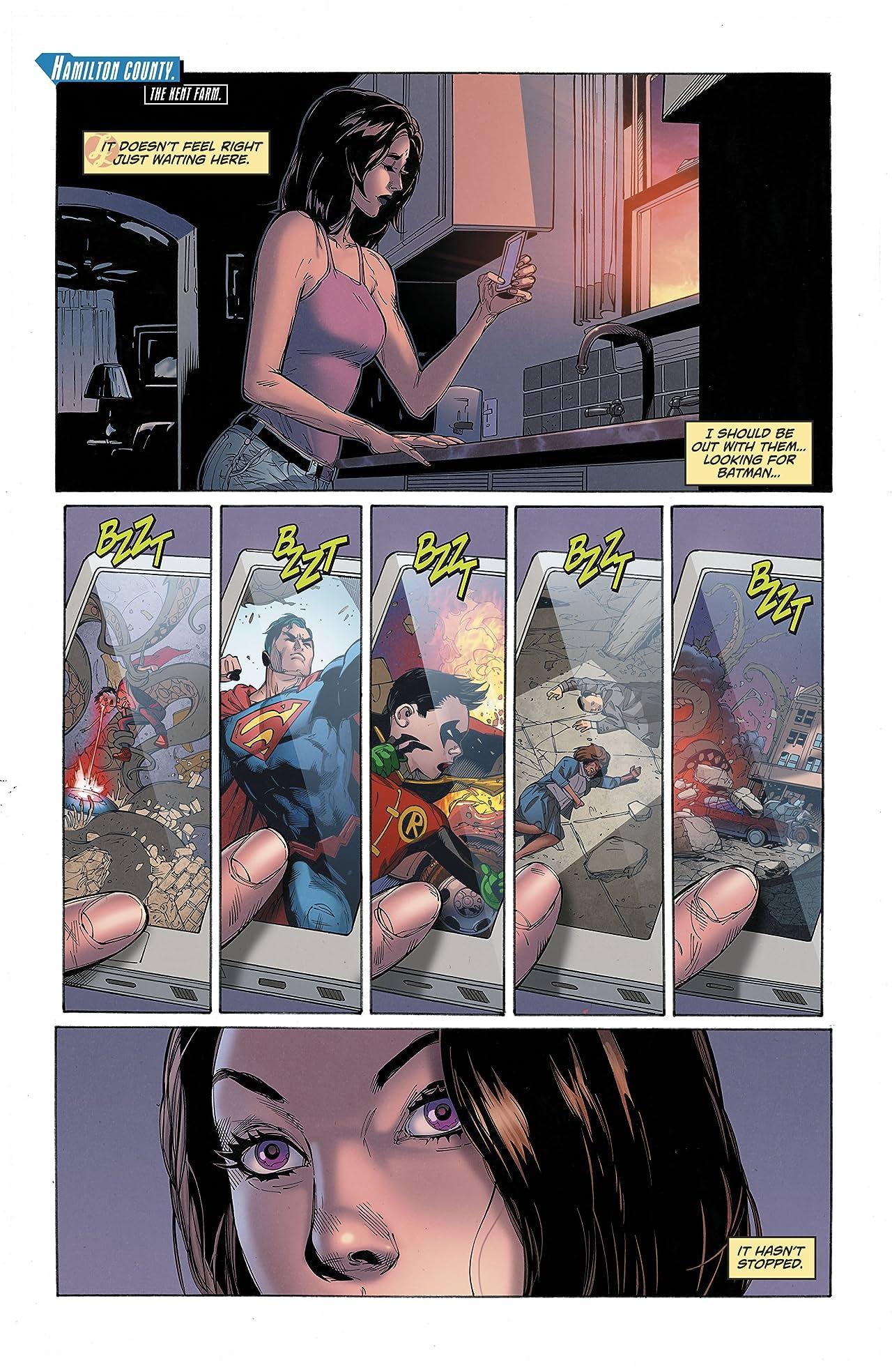 Superman (2016-) #22