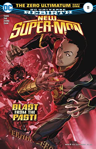 New Super-Man (2016-) #11