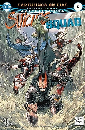 Suicide Squad (2016-2019) #17
