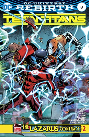 Teen Titans (2016-) No.8