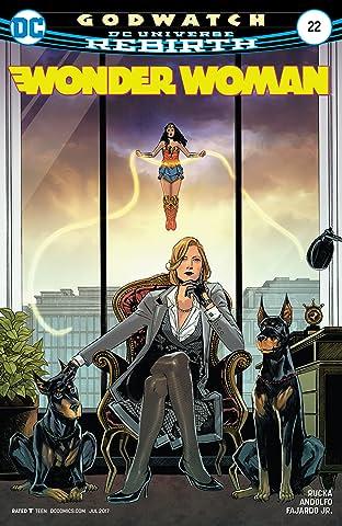 Wonder Woman (2016-) No.22