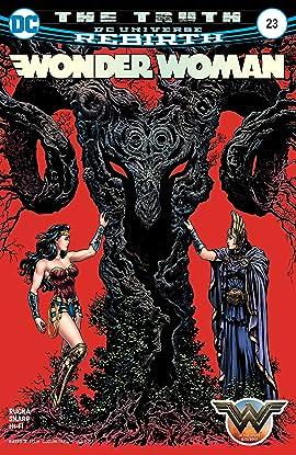 Wonder Woman (2016-) #23