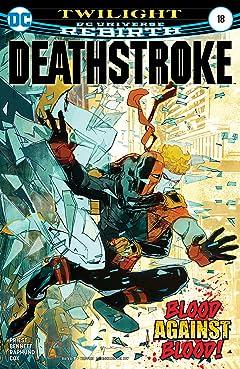 Deathstroke (2016-) #18