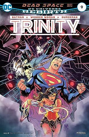 Trinity (2016-2018) #9