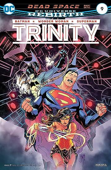 Trinity (2016-) #9