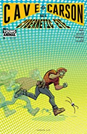 Cave Carson Has a Cybernetic Eye (2016-2017) #8
