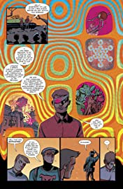 Cave Carson Has a Cybernetic Eye (2016-) #8
