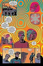 Cave Carson Has a Cybernetic Eye (2016-2017) #8