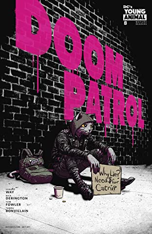 Doom Patrol (2016-) No.8