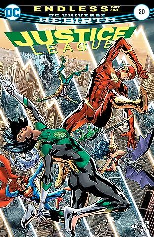 Justice League (2016-) No.20