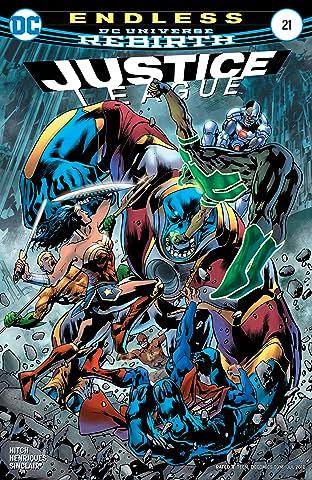 Justice League (2016-) #21