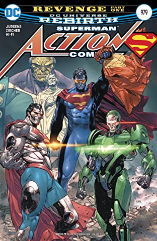 Action Comics (2016-) No.979