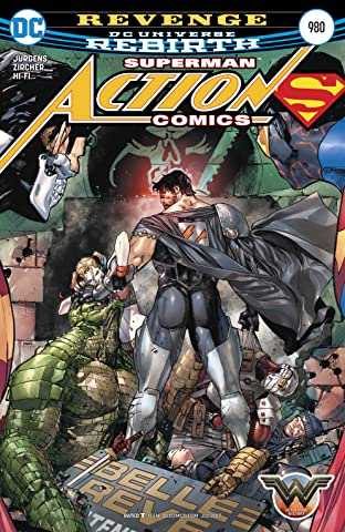 Action Comics (2016-) No.980