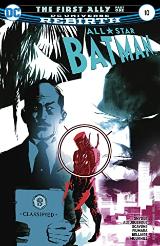 All-Star Batman (2016-2017) #10