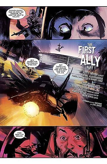 All-Star Batman (2016-) #10
