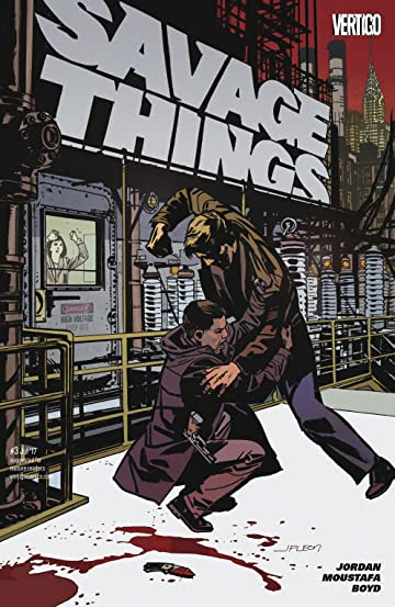 Savage Things (2017) #3