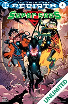 Super Sons (2017-2018) #4