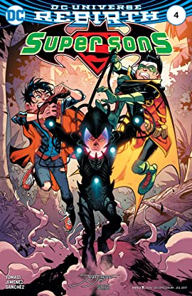 Super Sons (2017-2018) No.4