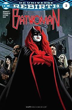 Batwoman (2017-) No.3