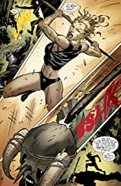 The Odyssey of the Amazons (2017) #5