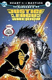 Justice League of America (2017-) #6