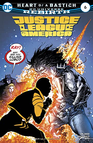 Justice League of America (2017-) #6