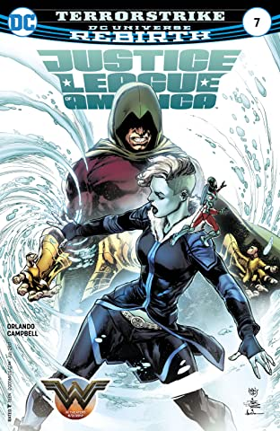 Justice League of America (2017-) #7