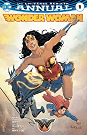 Wonder Woman (2016-) Annual #1