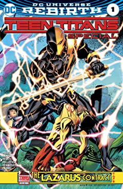 Teen Titans (2016-) Special: The Lazarus Contract #1