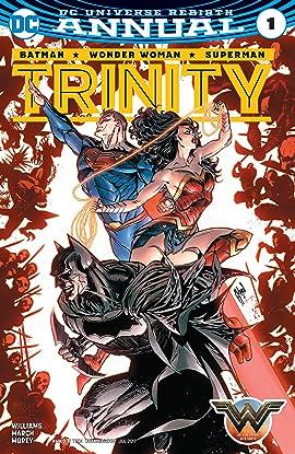 Trinity (2016-2018) Annual #1