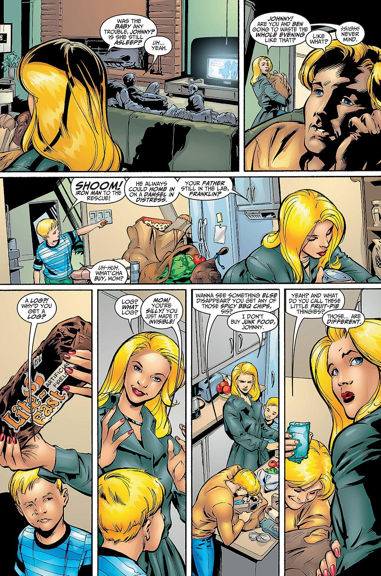 Fantastic Four (1998-2012) #55
