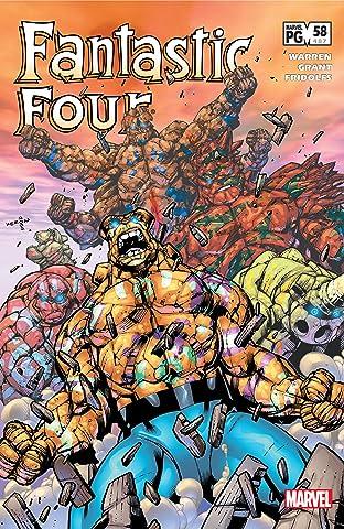 Fantastic Four (1998-2012) #58
