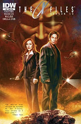 The X-Files: Season 10 #5