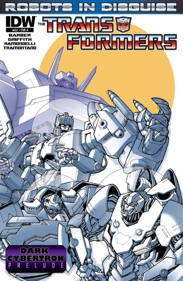 Transformers: Robots In Disguise (2011-2016) #22