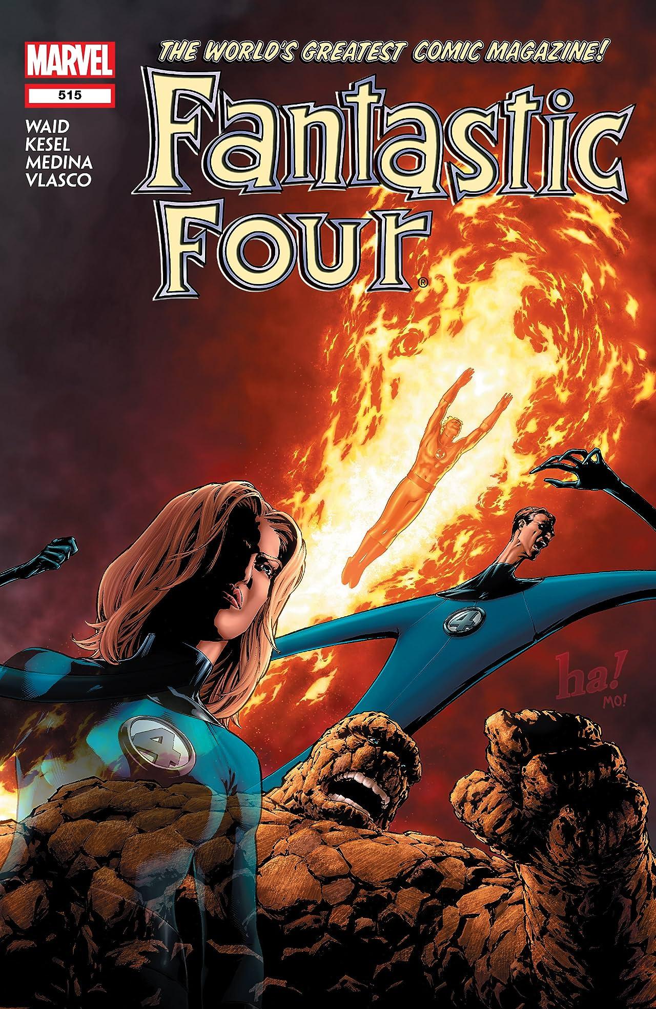Fantastic Four (1998-2012) #515