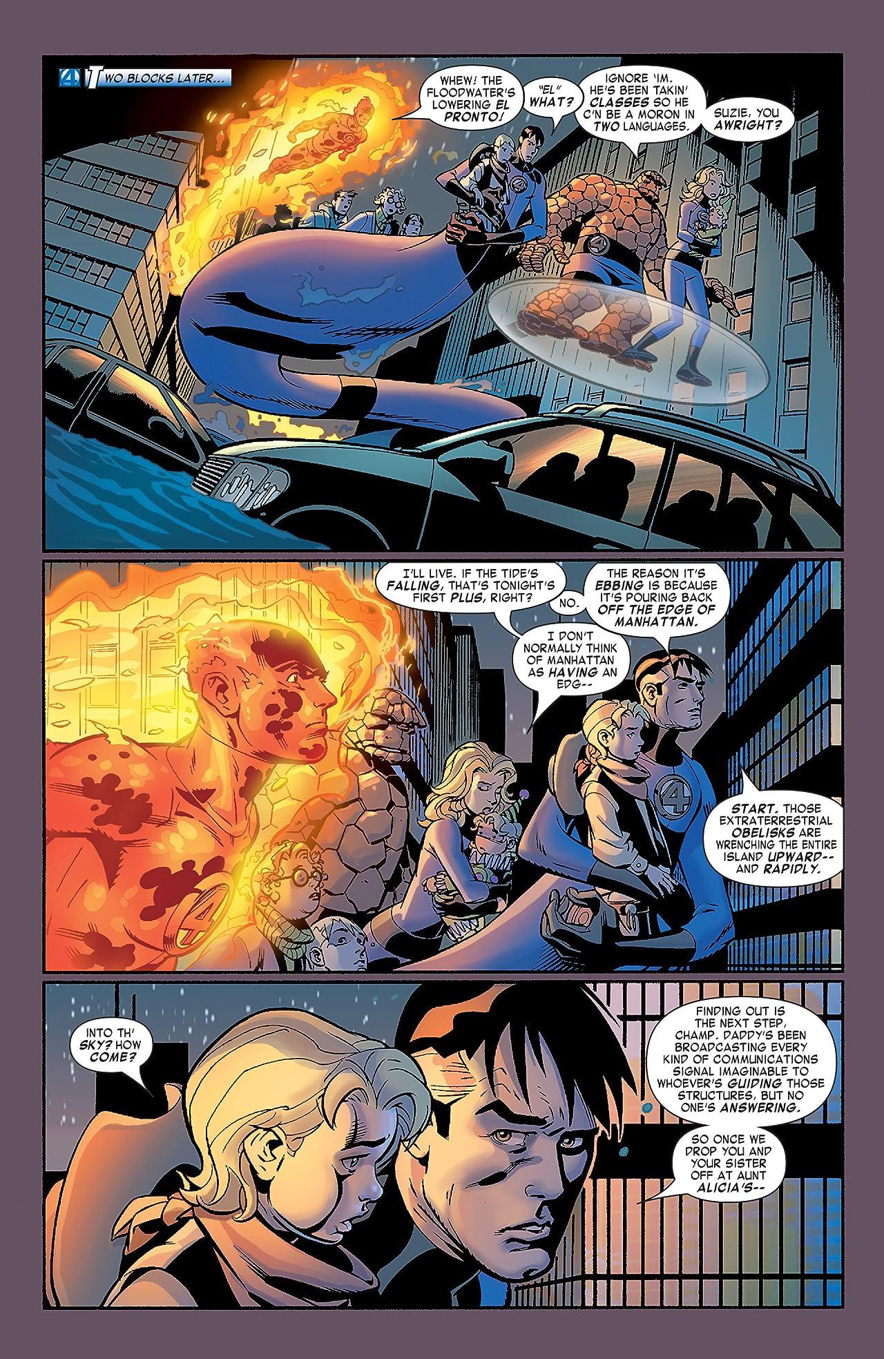 Fantastic Four (1998-2012) #518